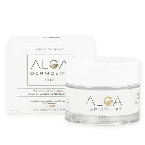 Alga DermoLift Elixir Creme gegen Tränensäcke