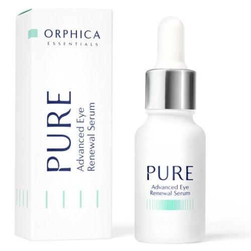 Orphica PURE Augenserum gegen Augenringe Tränensäcke