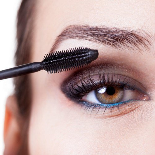 Vollere Wimpern durch Mascara